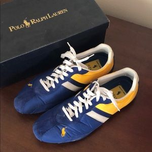 Men's polo sneakers